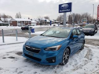Used 2017 Subaru Impreza SPORT TOIT OUVRANT CARPLAY ANDROID AUTO AWD CAMÉRA DE RECUL for sale in Repentigny, QC