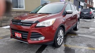 Used 2015 Ford Escape SAVE UP TO $2000 LTD TIME ONLY for sale in Tilbury, ON