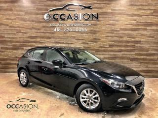 Used 2015 Mazda MAZDA3 Hayon 4 portes Sport, boîte automatique, for sale in Ste-Brigitte-de-Laval, QC