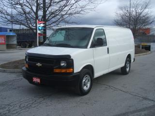 Used 2010 Chevrolet Express 2500  HEAVY DUTY for sale in York, ON