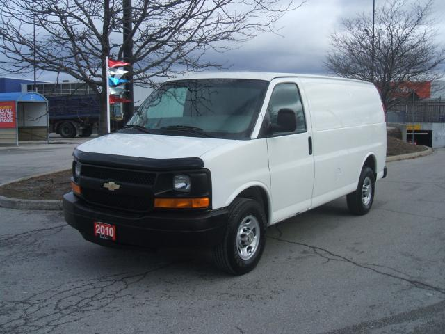 2010 Chevrolet Express 2500  HEAVY DUTY