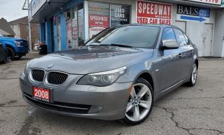 Used 2008 BMW 5 Series 528xi Low Km's, Loaded for sale in Oakville, ON