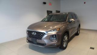 Used 2019 Hyundai Santa Fe 2.4L Preferred TI for sale in St-Raymond, QC