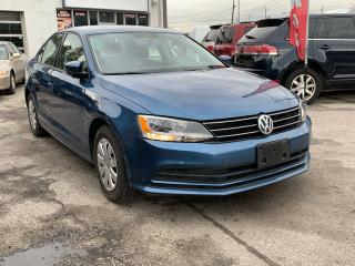Used 2017 Volkswagen Jetta TRENDLINE+ for sale in Scarborough, ON