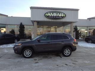 Used 2018 Jeep Cherokee North / V6 / 4X4 / NO PAYMENTS FOR 6 MONTHS !! for sale in Tilbury, ON