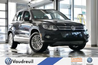 Used 2016 Volkswagen Tiguan Édition Spéciale AWD  *TOIT *CAM DE RECU for sale in Vaudreuil-Dorion, QC