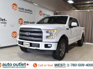 Used 2017 Ford F-150 Lariat 2.7L V6 EcoBoost 4x4 for sale in Edmonton, AB