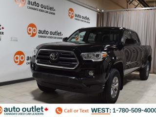 Used 2019 Toyota Tacoma SR5 3.5L V6 4x4 Double cab for sale in Edmonton, AB