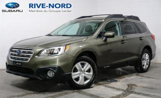 Used 2016 Subaru Outback BLUETOOTH+CAM.RECUL+SIEGES.CHAUFFANTS for sale in Boisbriand, QC