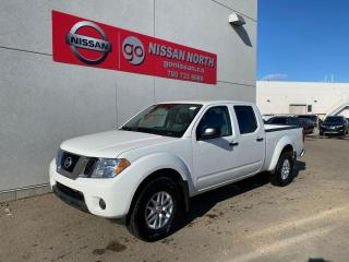 New 2019 Nissan Frontier SV/CREW CAB/4X4 for sale in Edmonton, AB