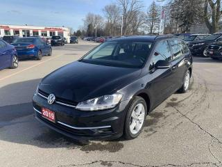 Used 2019 Volkswagen Golf Sportwagen Comfortline 4dr AWD 4MOTION Wagon for sale in Brantford, ON
