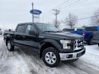 Used 2015 Ford F-150 XLT CREW Démarreur Camera for sale in St-Eustache, QC