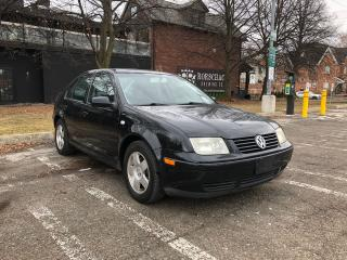 Used 2002 Volkswagen Jetta GLS for sale in Toronto, ON