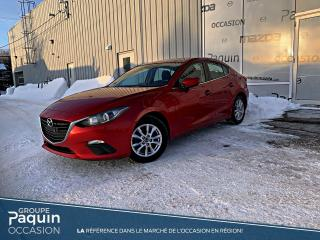 Used 2016 Mazda MAZDA3 GS UN PROPRIÉTAIRE! for sale in Rouyn-Noranda, QC