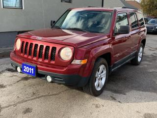 Used 2011 Jeep Patriot SPORT for sale in Scarborough, ON