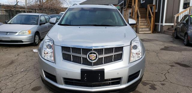 2011 Cadillac SRX 3.0 Luxury*Loaded*Navi*Panoramic Sunroof*Leather