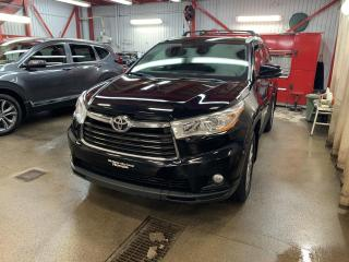 Used 2016 Toyota Highlander Traction intégrale 4 portes Limited for sale in Rivière-Du-Loup, QC