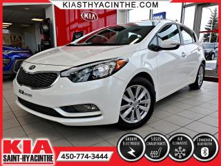 Used 2016 Kia Forte5 LX+ ** SIÈGES CHAUFFANTS / MAGS for sale in St-Hyacinthe, QC