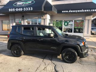 Used 2015 Jeep Renegade Sport for sale in Mississauga, ON