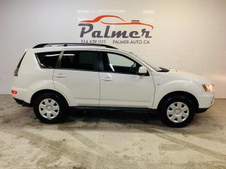 Used 2012 Mitsubishi Outlander 4WD 4dr ES for sale in Lachine, QC