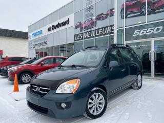 Used 2010 Kia Rondo EX for sale in St-Hyacinthe, QC