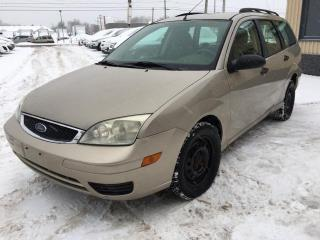 Used 2006 Ford Focus Familiale 4 portes ZXW SE for sale in Terrebonne, QC