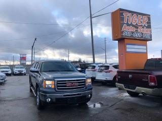 Used 2012 GMC Sierra 1500 SLE Z71 4X4**ONLY 164KMS**CREW CAB**TOPPER**MINT** for sale in London, ON