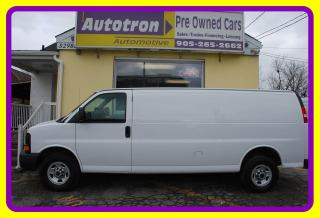 Used 2015 GMC Savana 2500 EXT. Loaded for sale in Woodbridge, ON
