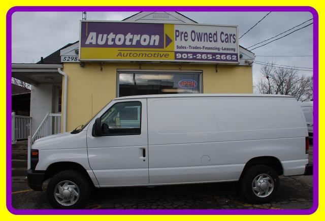 2012 Ford E250 3/4 Ton Cargo Van, A/C
