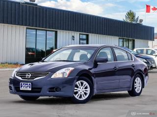 Used 2012 Nissan Altima 2.5 S,2 SETS OF TIRES,PWR S/ROOF,HEATED EATS,B/T for sale in Orillia, ON