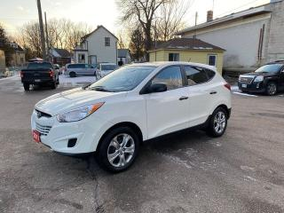 Used 2011 Hyundai Tucson AWD CLEAN FULLY SERVICED for sale in Kitchener, ON
