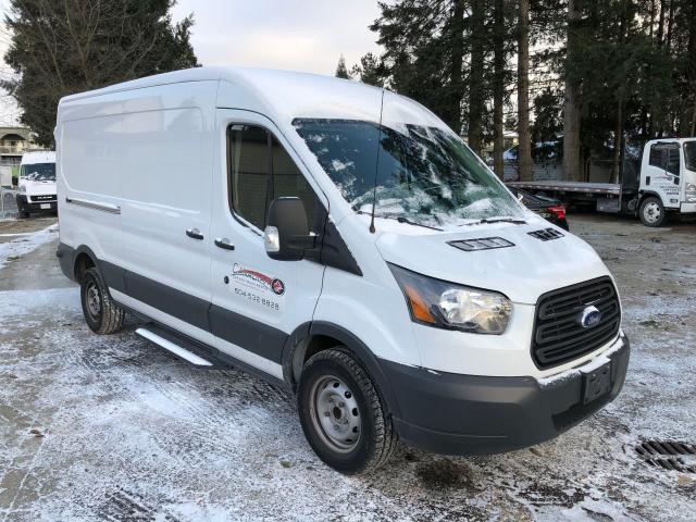 2018 Ford Transit 250 MID ROOF 3.7L V6 6 SPD AUTO