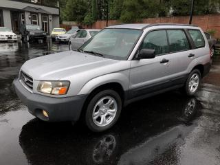 Used 2005 Subaru Forester X for sale in Ancaster, ON