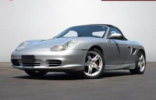 Used 2003 Porsche Boxster S for sale in Ancaster, ON