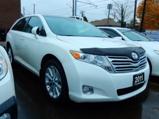 Used 2011 Toyota Venza AWD.Panoramic.Leather.Roof.Reverse Camera. for sale in Kitchener, ON