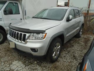 Used 2012 Jeep Grand Cherokee Laredo for sale in Toronto, ON