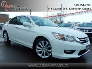 Used 2014 Honda Accord Touring.Navi.Reverse/Blind Spot Cam.Low Low kms for sale in Kitchener, ON