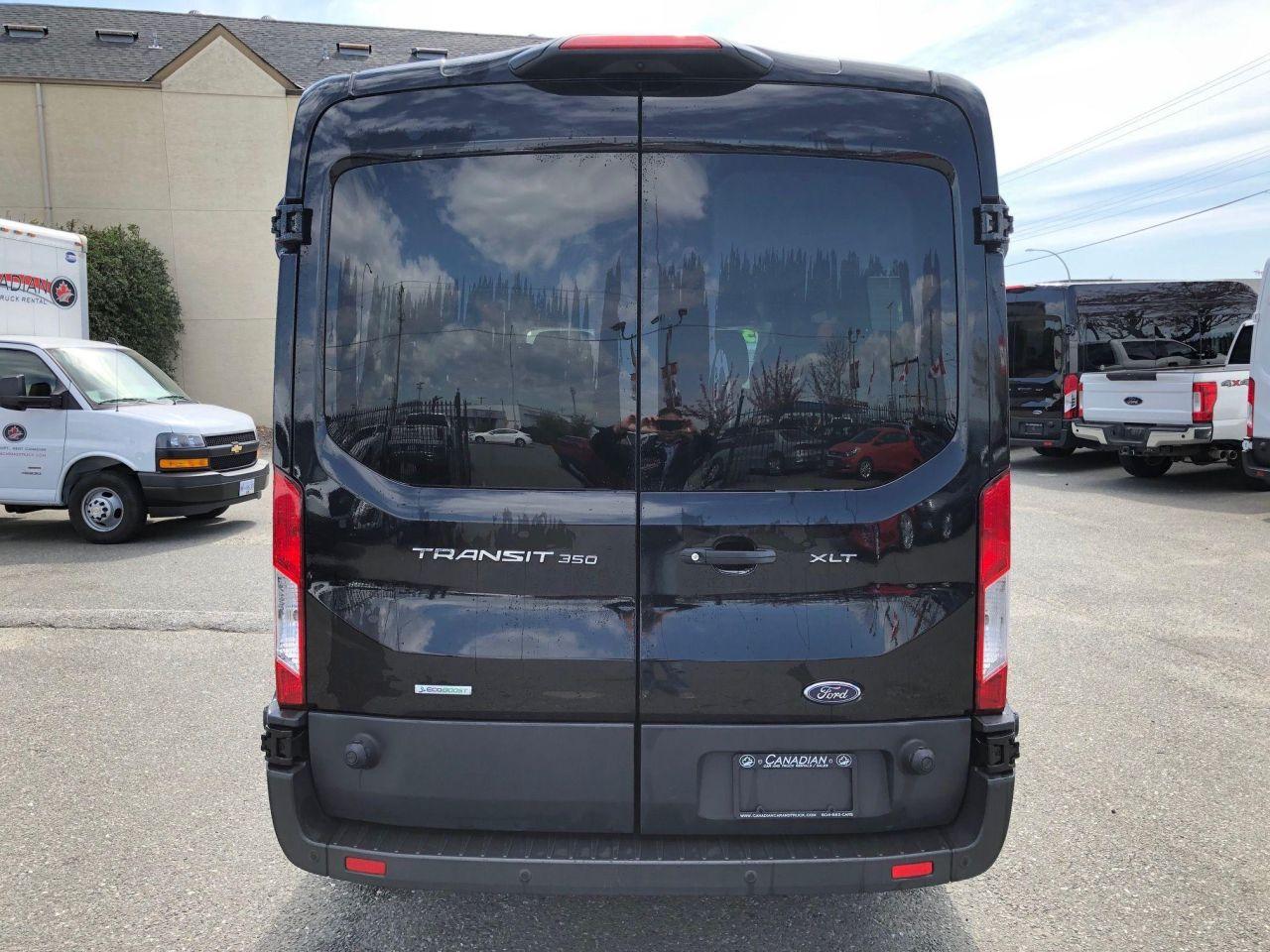 2018 Ford Transit 350