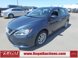 Used 2017 Nissan Sentra SV 4D Sedan AT 1.8L for sale in Calgary, AB