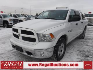 Used 2018 RAM 1500 Outdoorsman Crew CAB SWB 4WD 5.7L for sale in Calgary, AB