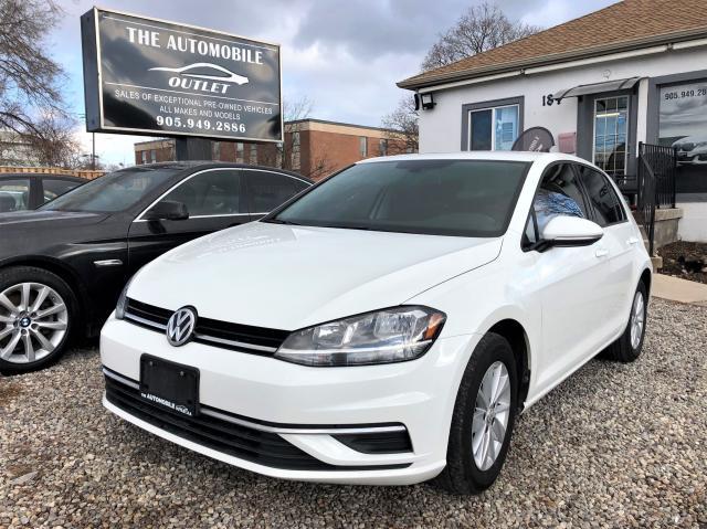 2018 Volkswagen Golf MANUAL NO ACCIDENT
