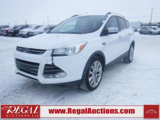 Used 2015 Ford Escape SE 4D Utility AWD for sale in Calgary, AB
