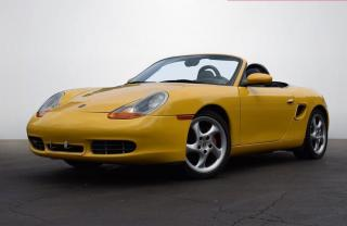 Used 2000 Porsche Boxster S for sale in Ancaster, ON