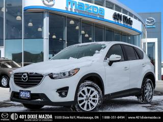 Used 2016 Mazda CX-5 |ONE OWNER|NO ACCIDENTS|1.99% FINANCE for sale in Mississauga, ON