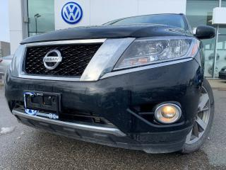Used 2015 Nissan Pathfinder for sale in Guelph, ON