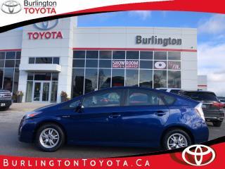 Used 2011 Toyota Prius for sale in Burlington, ON