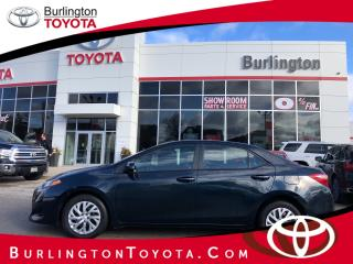 Used 2018 Toyota Corolla LE for sale in Burlington, ON