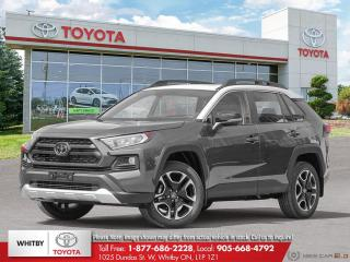 New 2020 Toyota RAV4 TRAIL AWD Trail for sale in Whitby, ON