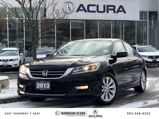 Used 2013 Honda Accord EX-L CVT Sedan for sale in Markham, ON