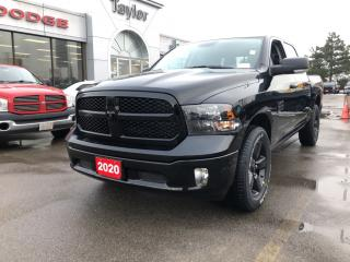 New 2020 RAM 1500 Classic SLT Crew 4x4 V6 Blackout for sale in Hamilton, ON